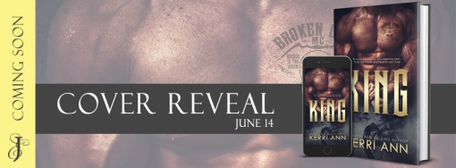 KING_cover reveal banner