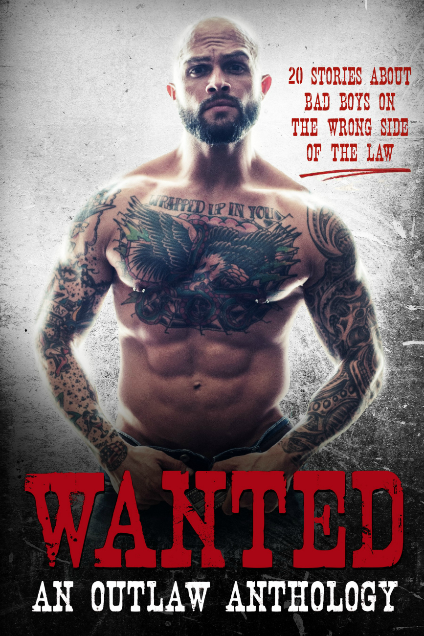 Wanted An Outlaw Anthology Ebook Cover